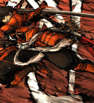 Drifters is awesome
