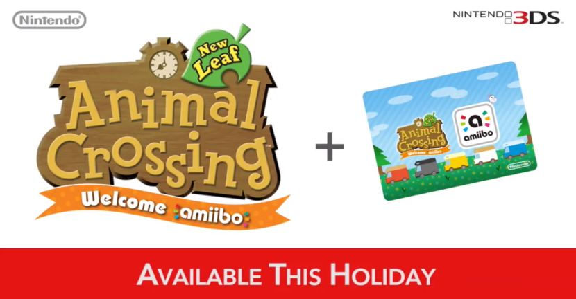 Animal Crossing Amiibo Support