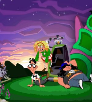 Day of the tentacle Playstation Sony Blog Games