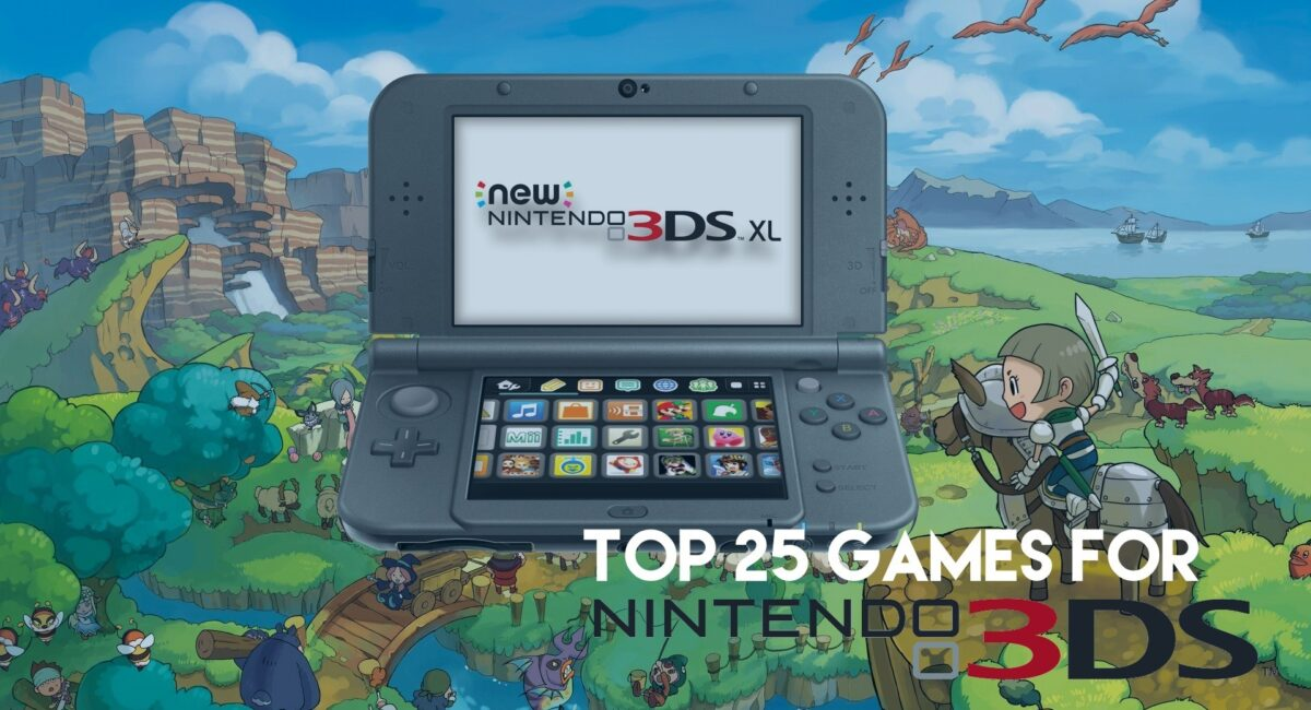 Top 3ds Games Nintendo
