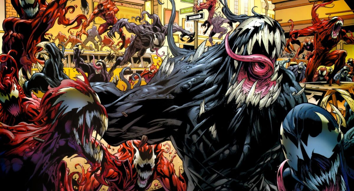 Venom Monsters Comics Spiderman