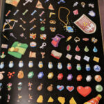 Many items from wind waker