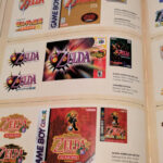 The many memories of zelda games